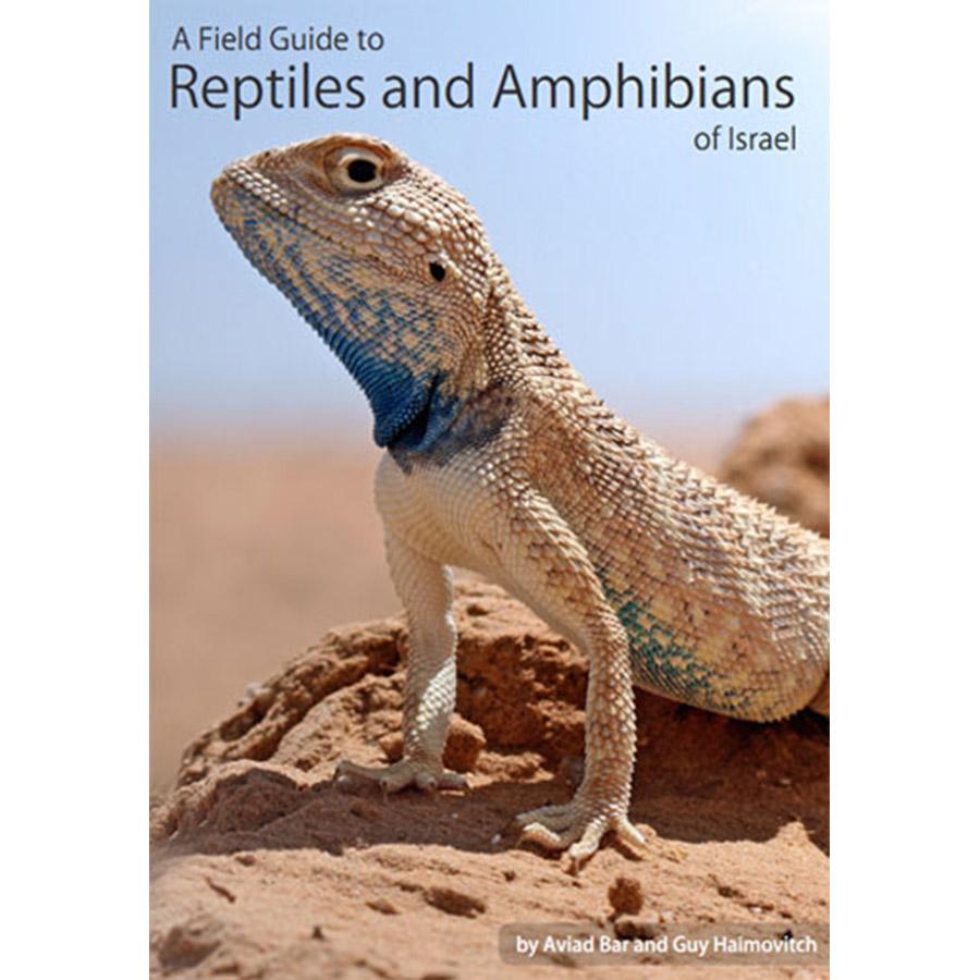 Reptiles & Amphibs. of Israel, Field Gde Image