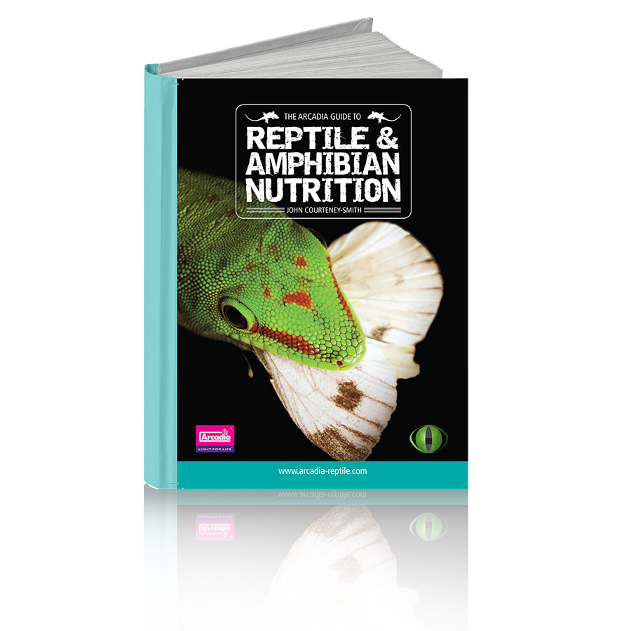Arcadia Guide to Reptile & Amphibian Nutrition Image