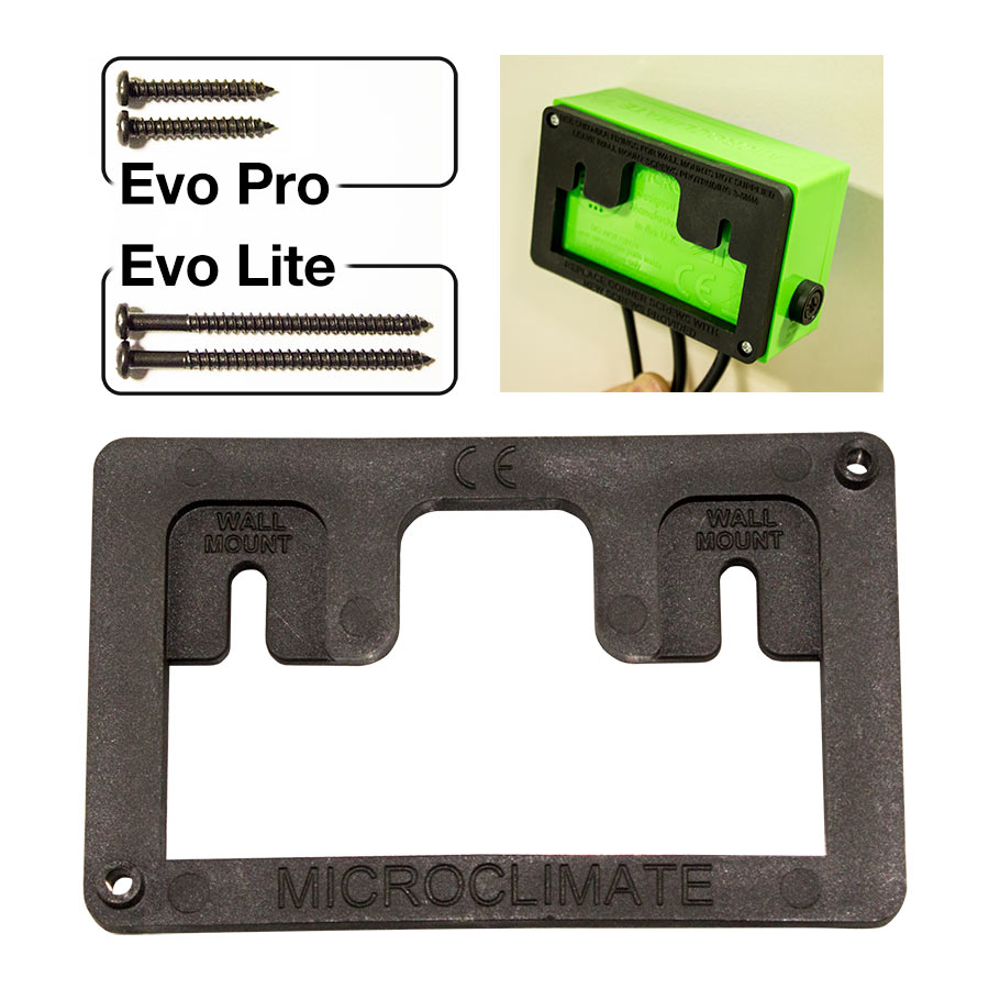 Microclimate Mounting Bracket (for Evo Stats) Image