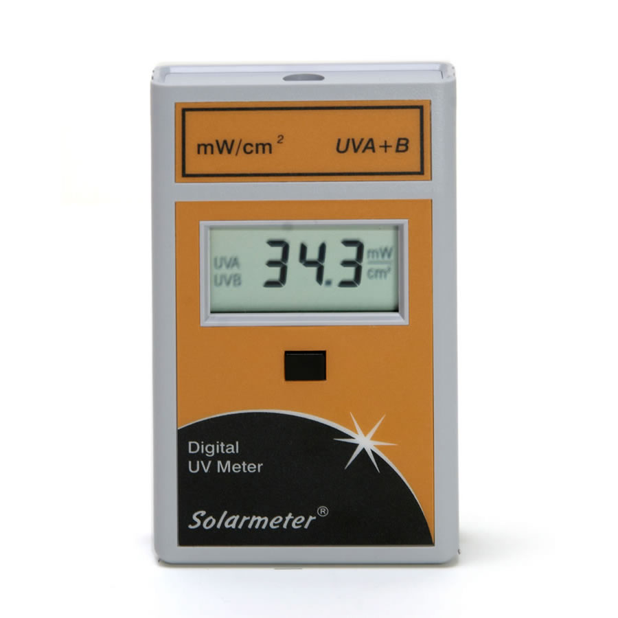 Solarmeter 5.0 UVA/UVB Radiometer mW Image