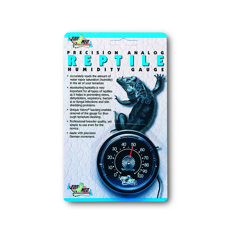 ZM Analogue Humidity Gauge, TH-21 Image