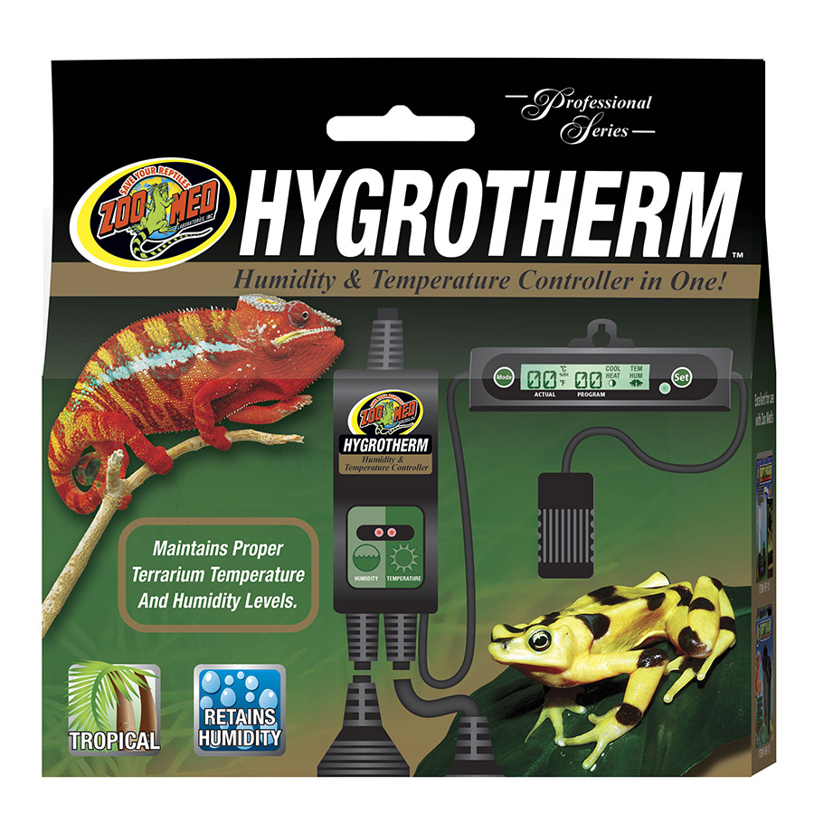 ZM Hygrotherm Humid & Temp Controller, HT-10UK Image