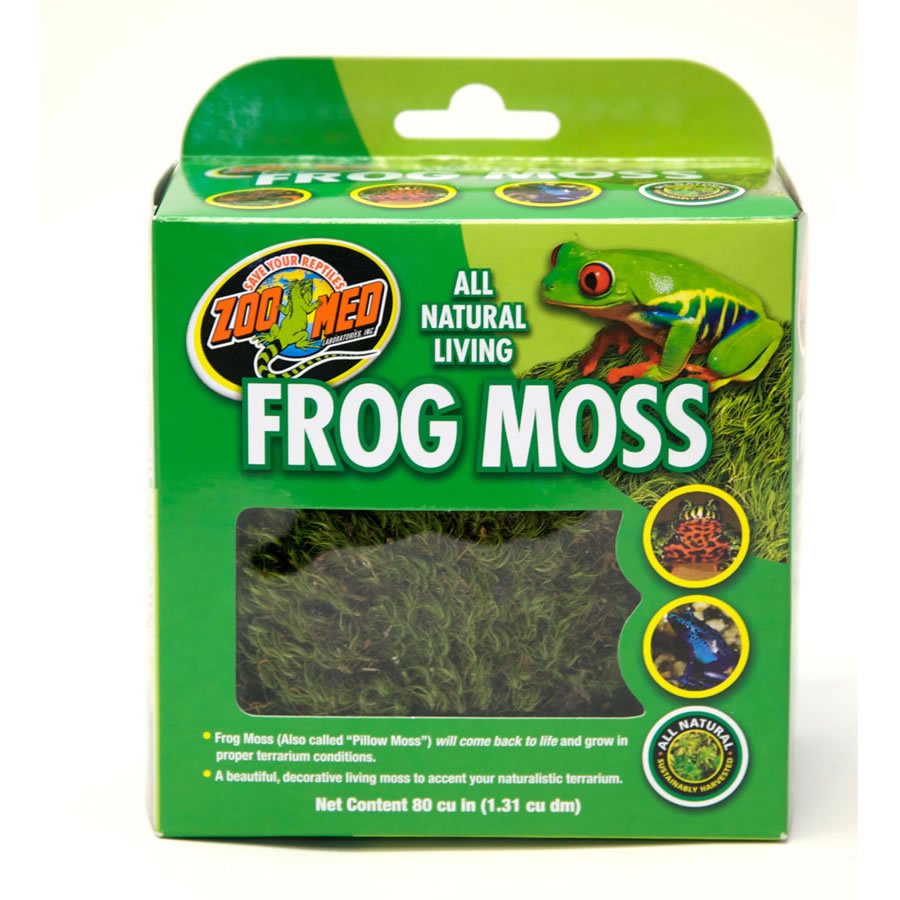 ZM All Natural Frog Moss 1.3L, CF3-FME Image