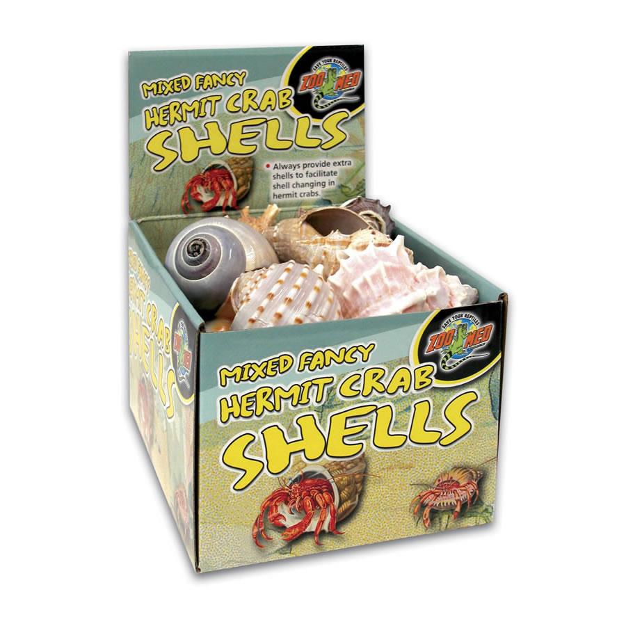 ZM Hermit Crab Shells (24 Pack), HC-40 Image