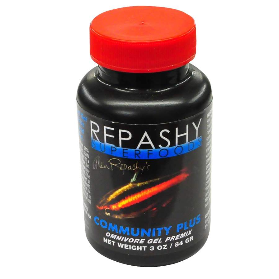 Repashy Fishfood Community Plus 85g Image