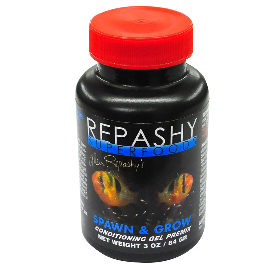 Repashy Fishfood Spawn & Grow F-Water 85g Image