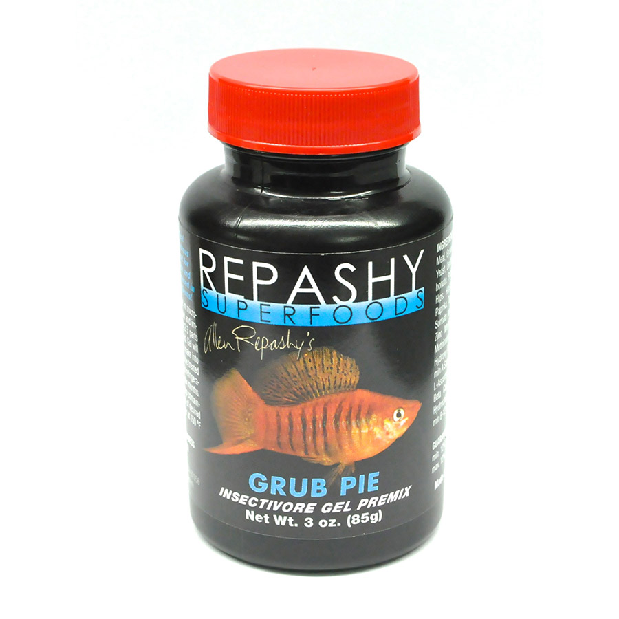 Repashy Fishfood Grub Pie for Fish 85g Image