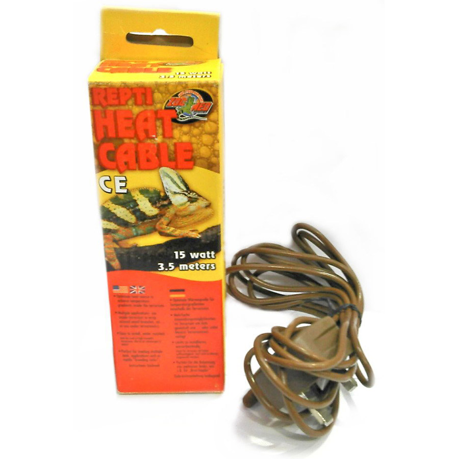 ZM Repti Heat Cable 15W, 3.5m, RHC-15 Image