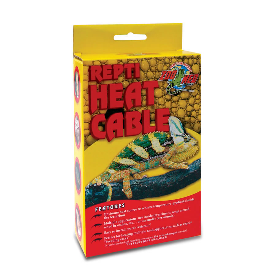 ZM Repti Heat Cable 100W, 12m, RHC-100 Image