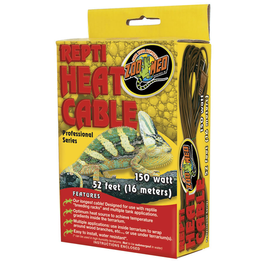 ZM Repti Heat Cable 150W, 16m, RHC-150 Image