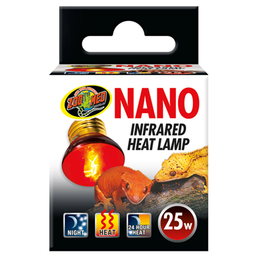 ZM Nano Infrared Heat Lamp 25W, RS-25NE Image
