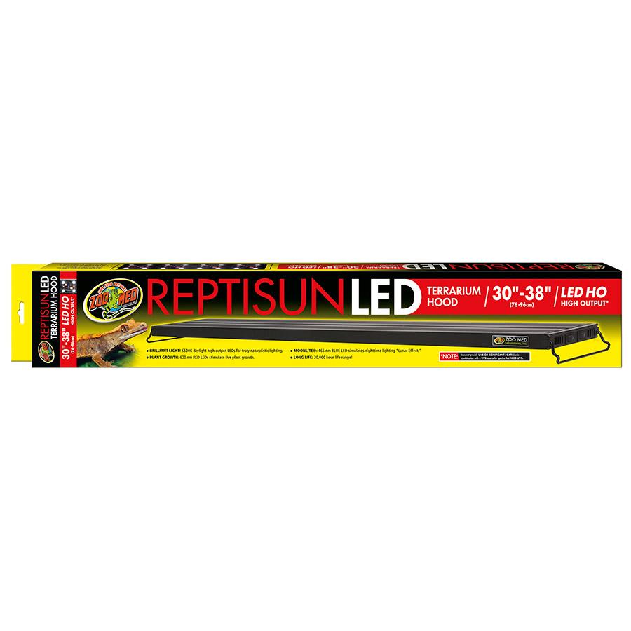 ZM ReptiSun LED Hood 76-96cm LF-82 Image