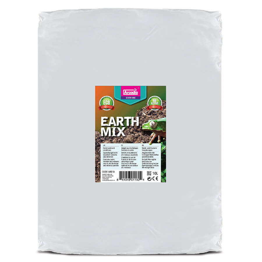 AR Earth Mix Substrate 10L, ARE10 Image