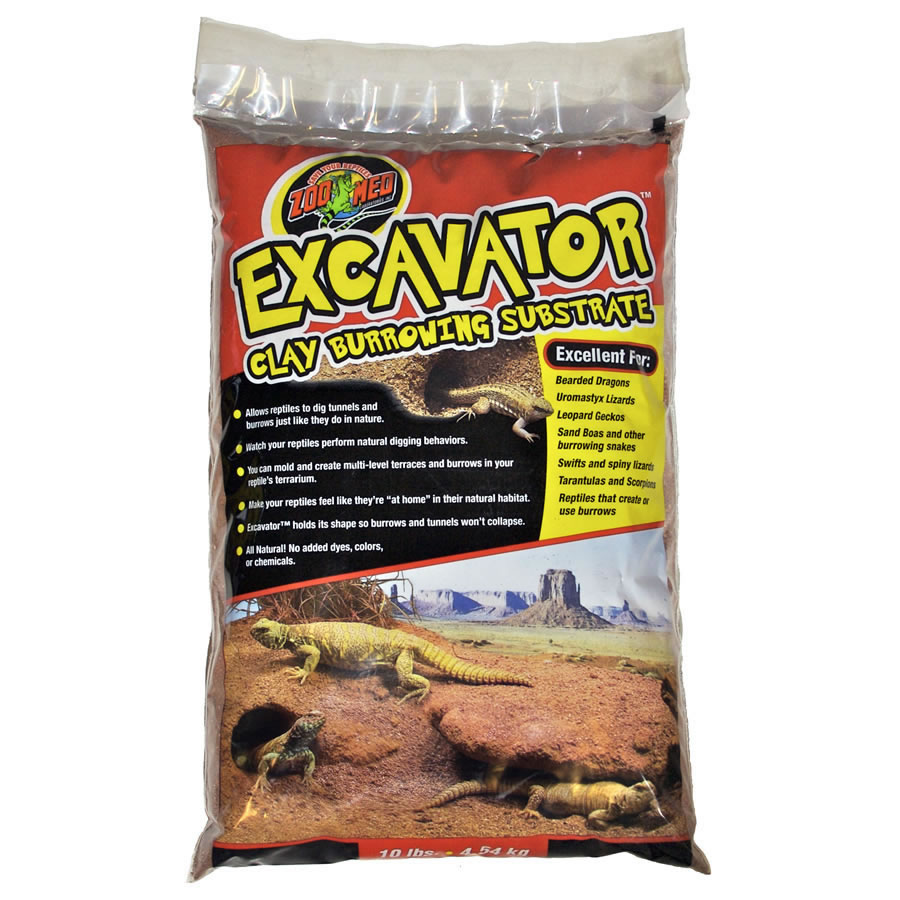 ZM Excavator Clay Substrate, 4.5Kg XR-10 Image
