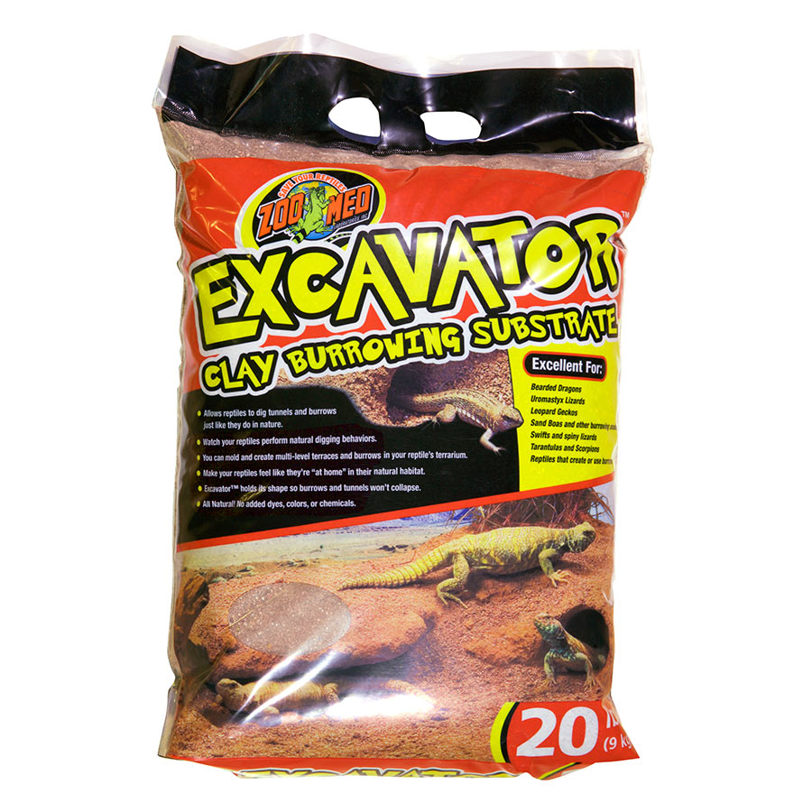 ZM Excavator Clay Substrate, 9Kg XR-20 Image