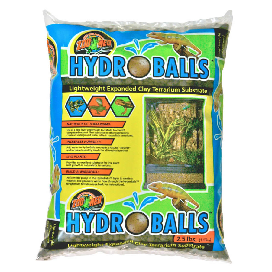 ZM HydroBalls Clay Substr. 1.13Kg, VC-10 Image